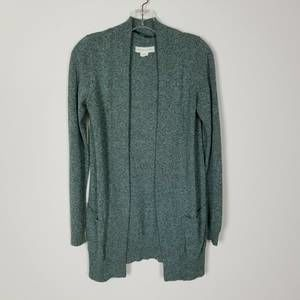 Starring At Stars Urban Outfitters Green Cardigan